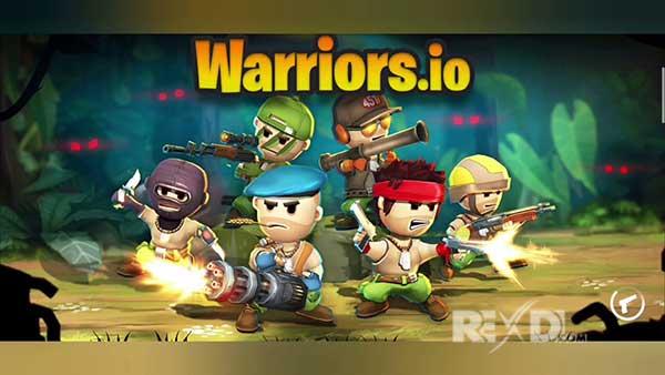 Warriors.io Cover