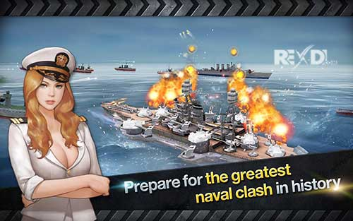 WARSHIP BATTLE 3D World War II Apk