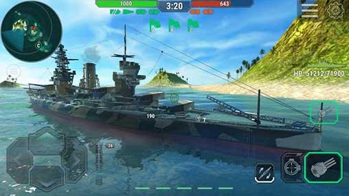 Warships Universe: Naval Battle Apk