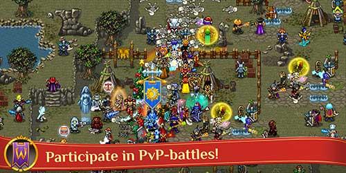 Warspear Online (MMORPG, MMO) Apk
