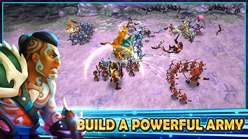 Wartide Heroes of Atlantis Apk