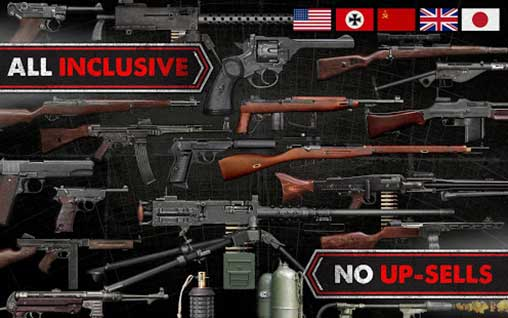 Weaphones WW2: Firearms Sim Apk