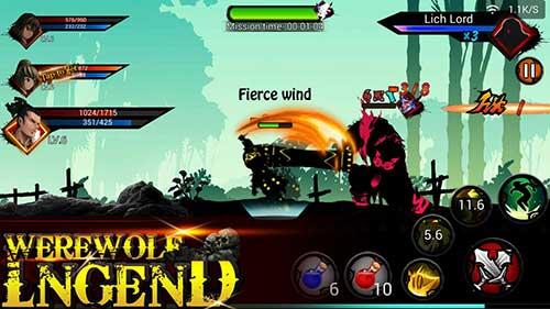 Werewolf Legend Apk