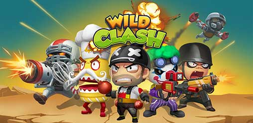 Rexdl.com Wild Clash – Online Battle 1.4.0.5899 Full Apk for Android Revdl.com