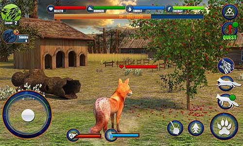 Wild Fox Adventures 2016 Apk