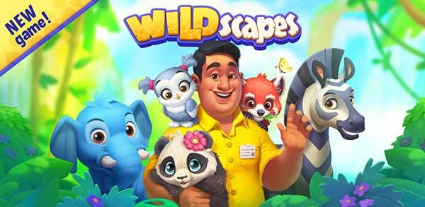Wildscapes Unlimited Apk Mod Revdl