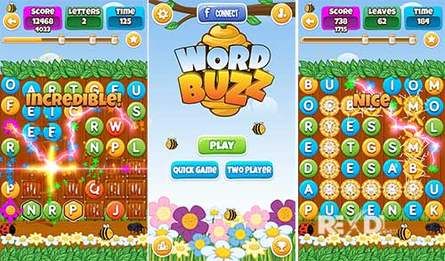 WordBuzz The Honey Quest Apk