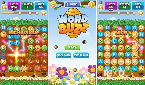 WordBuzz The Honey Quest Apk