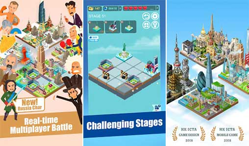 World Creator - 2048 Puzzle & Battle Apk
