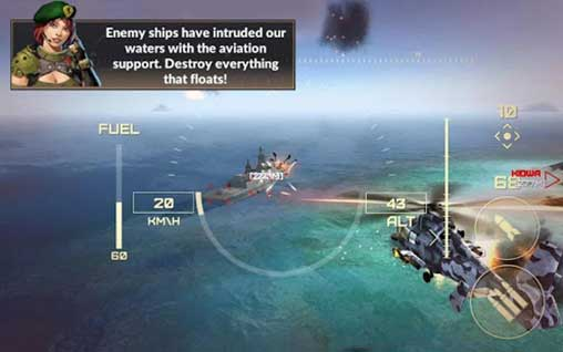 World of Gunships Online Game Apk