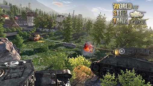 World Of Steel : Tank Force Apk