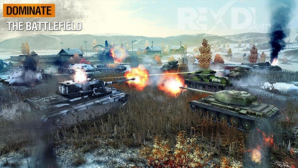 World of Tanks Blitz Mobile