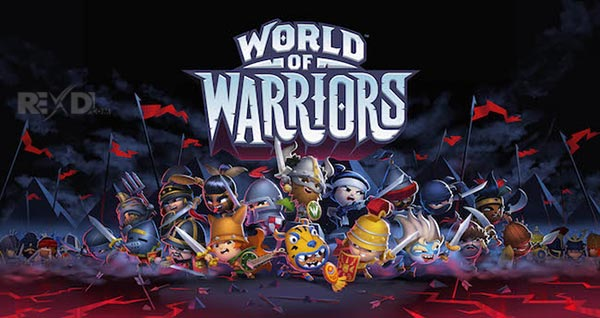 World of Warriors Apk
