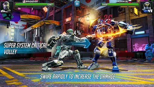 World Robot Boxing 2 Apk