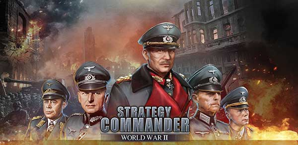 WW2: Strategy Commander Conquer Frontline Mod