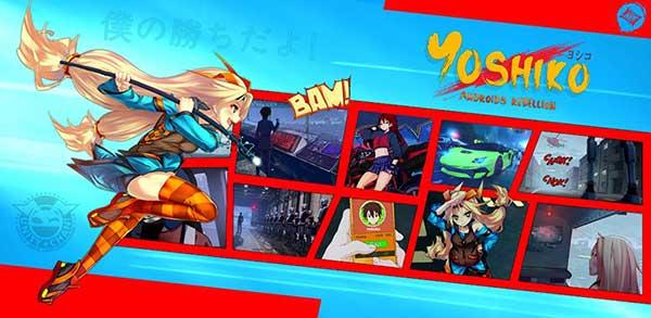 Yoshiko: Androids Rebellion Mod