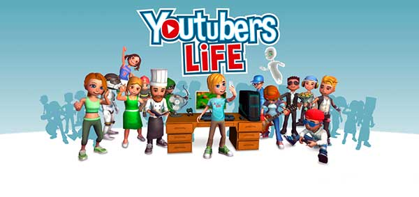 Youtubers Life - Gaming 1 3 0 Apk + Mod + Data for Android
