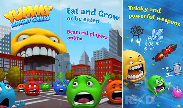 Yummy Hungry Games Apk