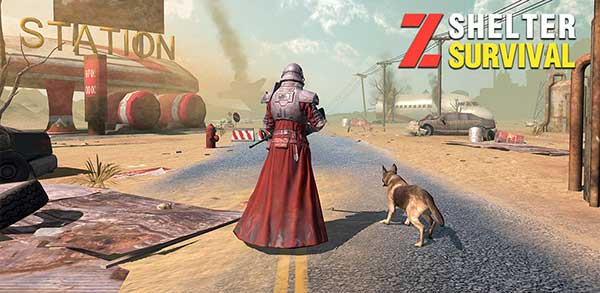 Z Shelter Survival Games Apk Mod Revdl
