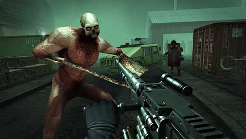 Zombeast: Survival Zombie Shooter Apk
