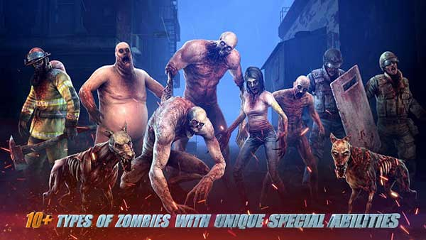 Zombeast: Survival Zombie Shooter Cover
