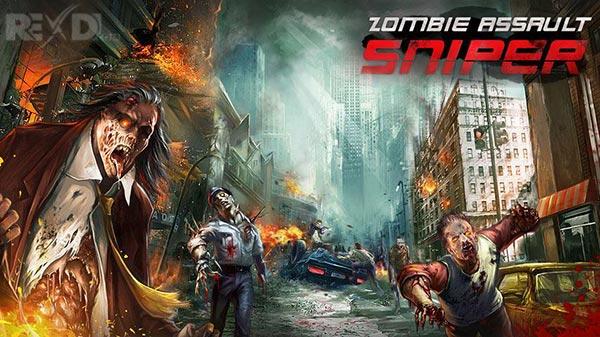 zombie frontier 3d mod apk rexdl