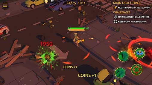 Zombie Blast Crew Apk Mod Revdl