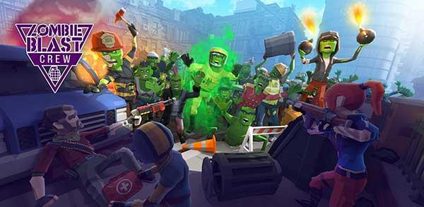 Zombie Blast Crew Mod