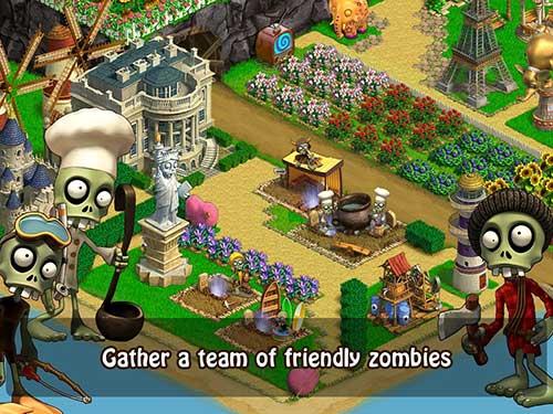 Zombie Castaways Apk