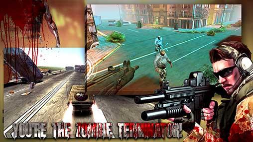Zombie Dawn Apk