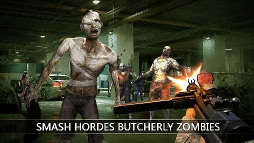 Zombie Dead Set Apk