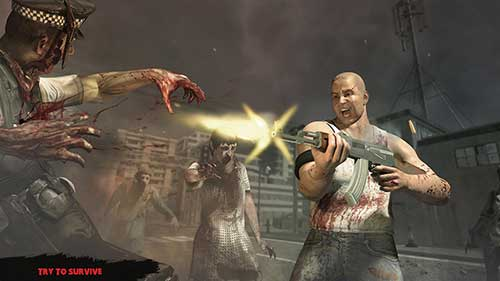 Zombie Defense Adrenaline Apk