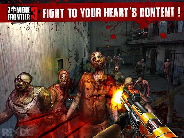Zombie Frontier 3 Android