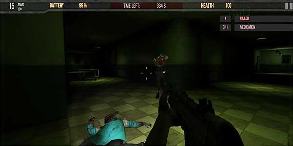 Zombie Hospital Apk