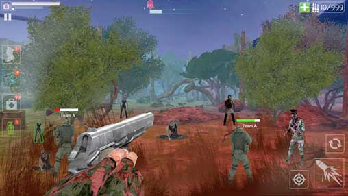 Zombie Hunter 3D Android