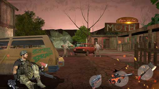 Zombie Hunter 3D Apk