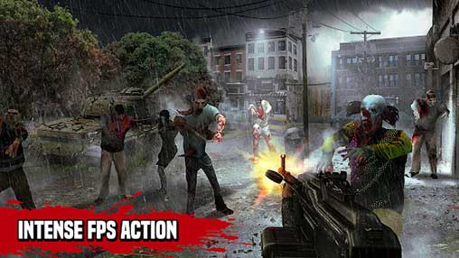 Zombie Hunter Apocalypse Apk Mod Android