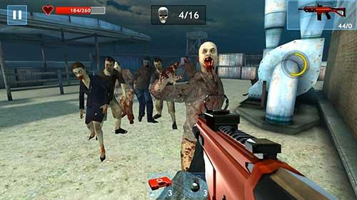 Zombie Objective Apk