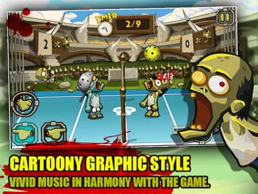 Zombie Smashball Apk