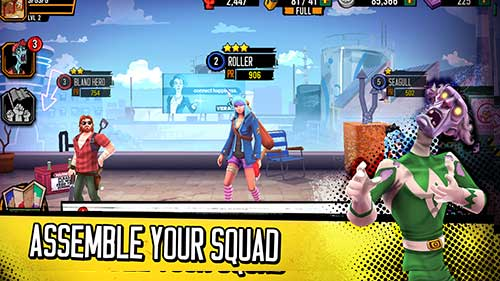 Zombie Squad A Strategy RPG Apk