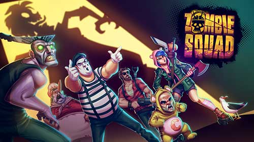 Zombie Squad A Strategy RPG Mod