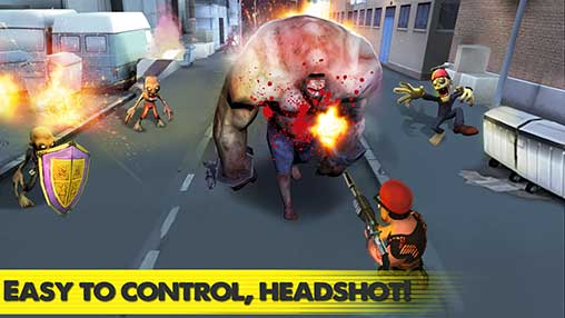 Zombie Street Battle Apk