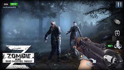 Zombie War Z : Hero Survival Rules Apk