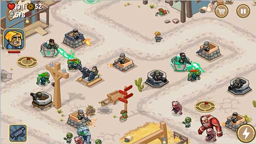 Zombie World: Tower Defense Apk