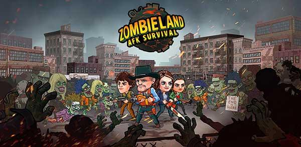 Zombieland: AFK Survival Mod