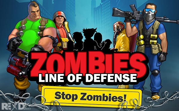 Zombies: Line of Defense Free apk