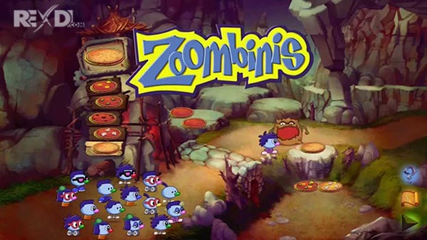 Image result for Zoombinis APK
