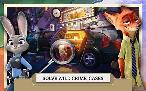 Zootopia Crime Files Apk