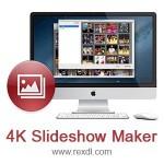 4K Slideshow Maker 1.5.6 MacOSX - Create slideshows with 4k images