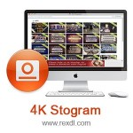 4K Stogram 1.9.3 MacOSX - Free Instagram Downloader